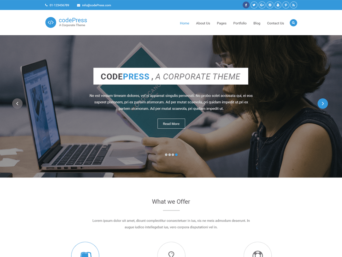 codepress theme