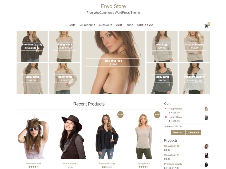 Envo Store Theme