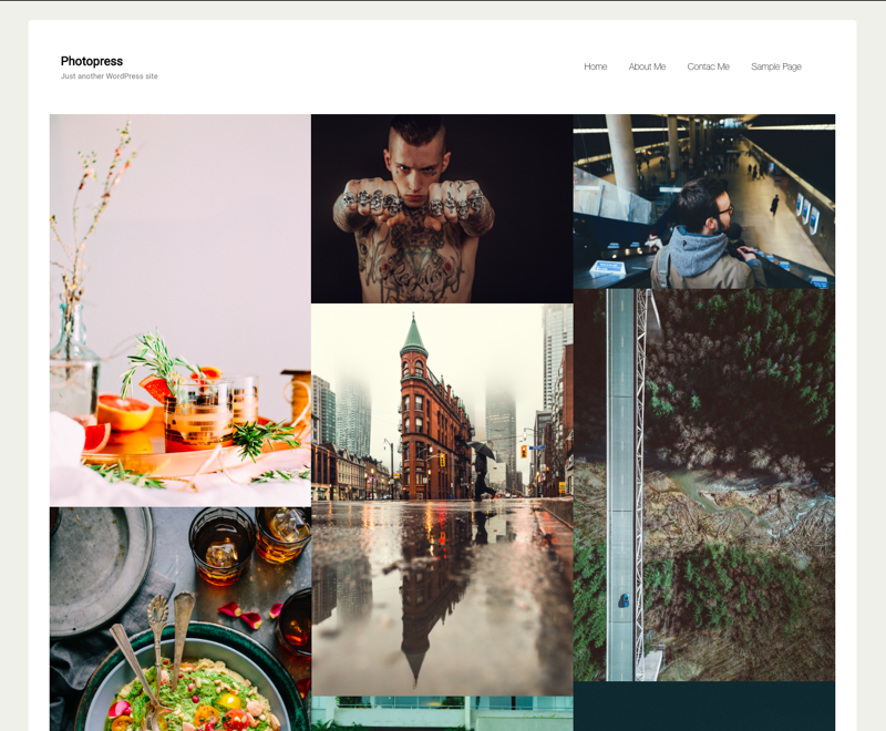 photopress Theme