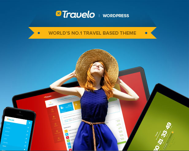 Travelo Theme