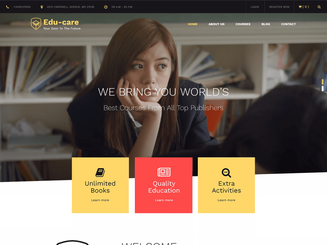 Educare Theme
