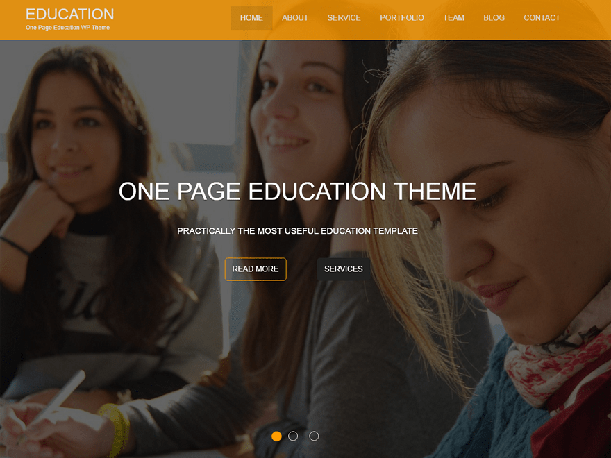 Education One Theme