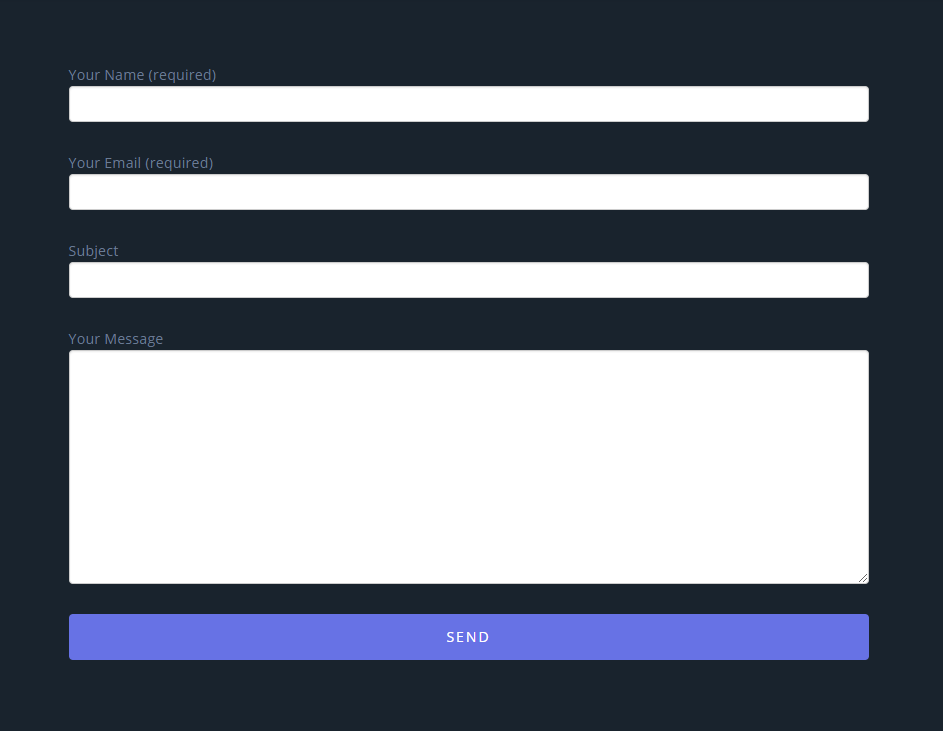 Top 3 WordPress Contact Form Plugins Compared